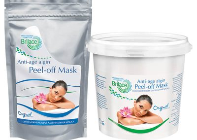 Anti-age algin peel-off mask — антивозрастная