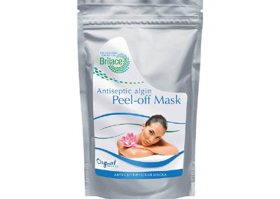Antiseptic algin peel-off mask — антисептическая