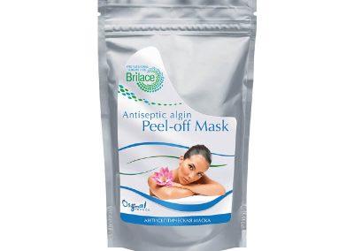 Antiseptic algin peel-off mask — антисептическая
