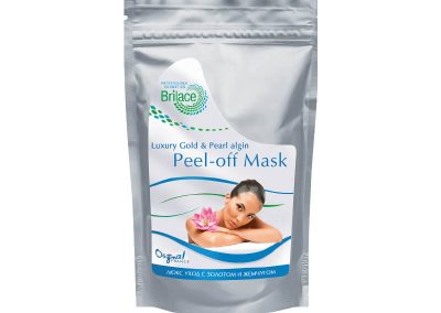 Luxury Gold and Pearl  algin peel-off mask