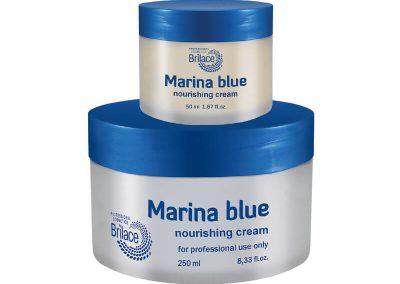 Marina blue nourishing cream — крем для лица
