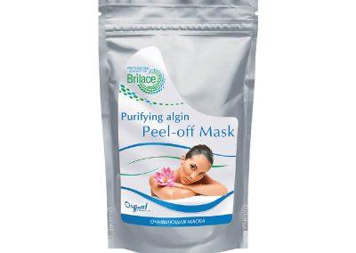 Purifying algin peel-off mask — очищающая