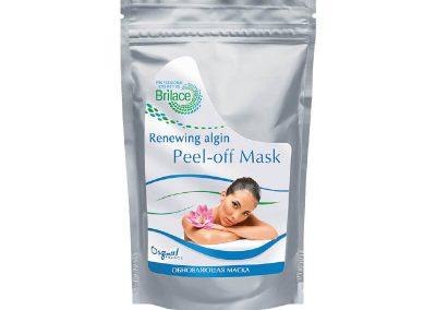 Renewing algin peel-off mask — обновляющая