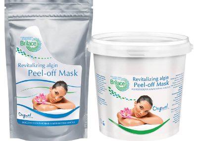Revitalizing algin glucose peel-off mask восстанавливающая