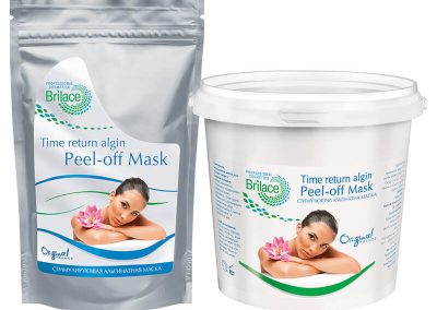 Time return algin peel-off mask — стимулирующая