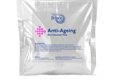 Anti-ageing Bio-Cellulose Mask – омолаживающая