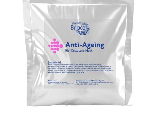 Anti-ageing Bio-Cellulose Mask – омолаживающая