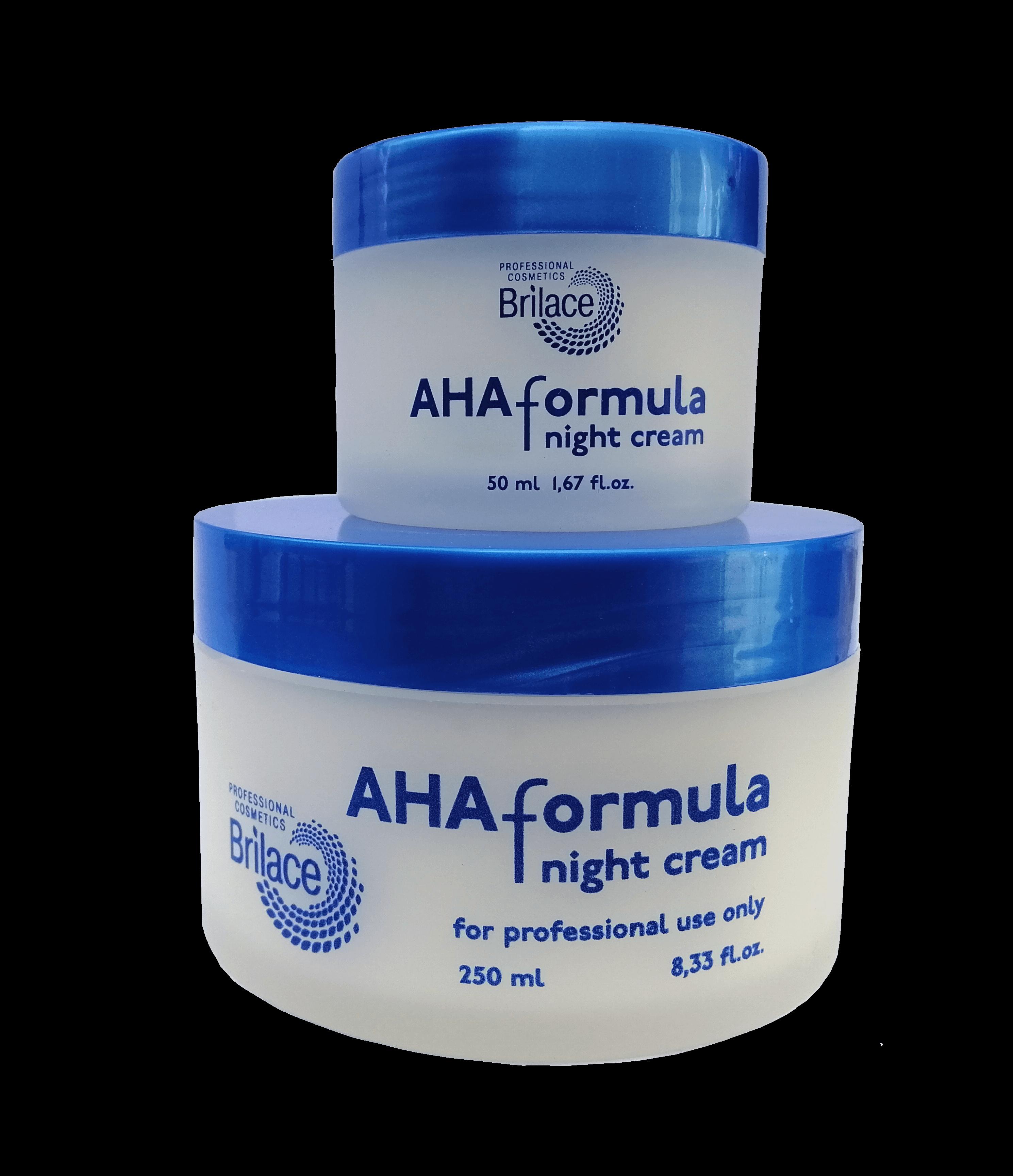 АНА-Formula Night cream